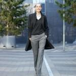 Woman Black Pants